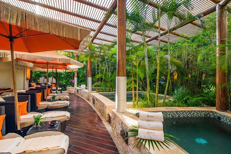 Wellness package Garza Blanca Resort & Spa Cancun